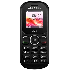 Unlocking by code Alcatel 296A