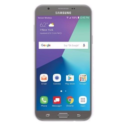 Unlocking by code Samsung Galaxy J7 V