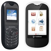 Unlocking by code Alcatel OT 541