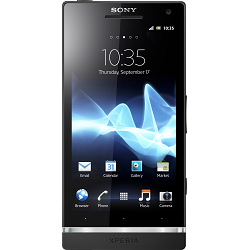 Unlocking by code Sony LT26i