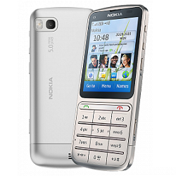 Unlocking by code Nokia C3-01