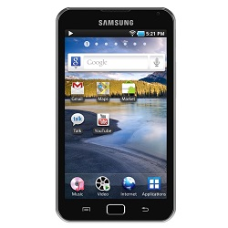 Unlocking by code Samsung Galaxy S WiFi