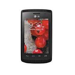 Unlocking by code LG E410i