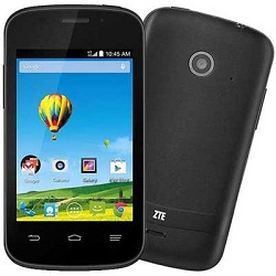 Unlocking by code  ZTE Zinger