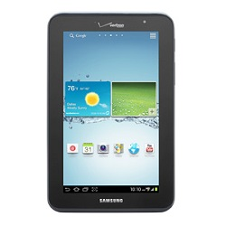 Unlocking by code Galaxy Tab 2 7.0 I705