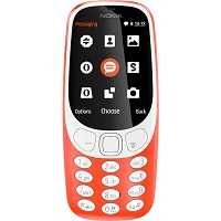 Unlocking by code Nokia 3310 3G