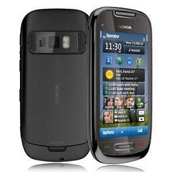Unlocking by code Nokia C7