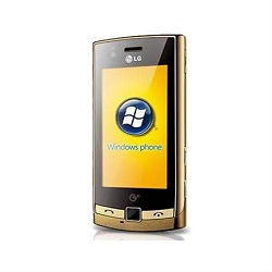 Unlocking by code LG GT500s