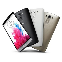 Unlocking by code LG G3 LTE-A