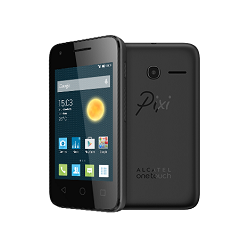 Unlocking by code One Touch Pixi 3 4009X