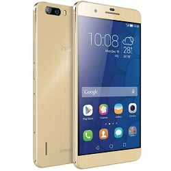 How to unlock  Huawei Honor 6 Plus