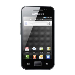 Unlocking by code S5830 Galaxy Ace