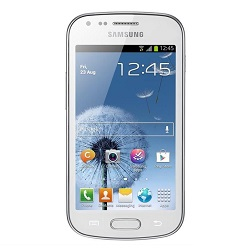 Unlocking by code Samsung Galaxy Trend
