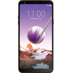 Unlocking phone by code LG Q Stylo 4