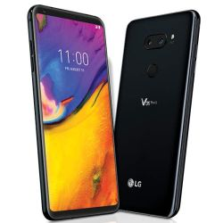 Unlocking by code LG V35 ThinQ