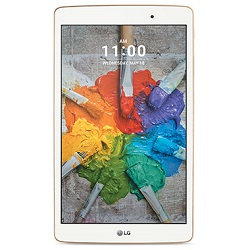 Unlocking by code LG G Pad X 8.0