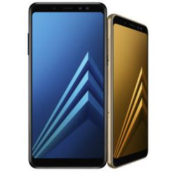 Unlocking by code Galaxy A8+ (2018)