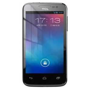 Unlocking by code Alcatel OT-J300