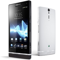 Unlocking by code Sony Xperia NX SO-02D