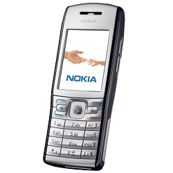 Unlocking by code Nokia E50