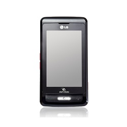 Unlocking by code LG KP550 Rip Curl