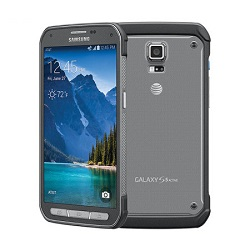 Unlocking by code Samsung S5 Active