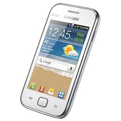 Unlocking by code Galaxy Ace Duos S6802