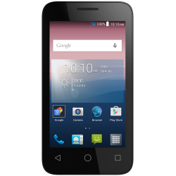Unlocking by code Alcatel OT-A460T