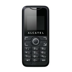 Unlocking by code Alcatel OT S210