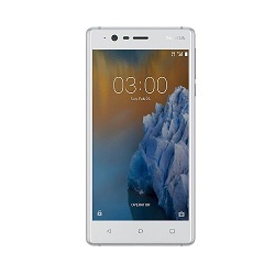 Unlocking by code Nokia 3