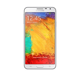 Unlocking by code Galaxy Note 3 Neo