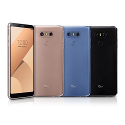 Unlocking by code LG G6 Plus