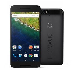 Unlocking by code  Huawei Nexus 6P