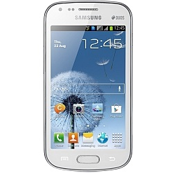 Unlocking by code Galaxy S Duos S756