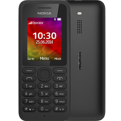 Unlocking by code Nokia 130