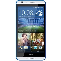 Unlocking by code HTC Desire 820G+ dual