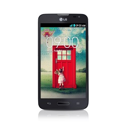 Unlocking by code LG L70 D320N