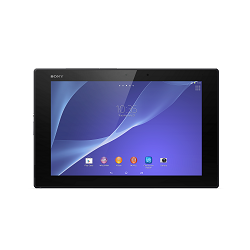Unlocking by code Sony Xperia Z2 Tablet