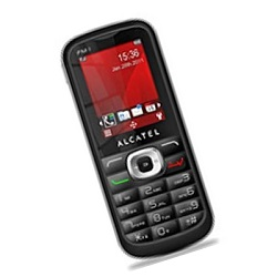 Unlocking by code Alcatel OT 506