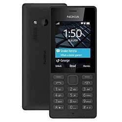 Unlocking by code Nokia 150