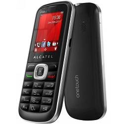 Unlocking by code Alcatel OT 506D