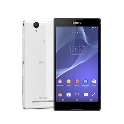 Unlocking by code Sony Xperia T2 Ultra