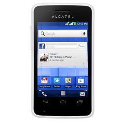 How to unlock Alcatel OT-4005
