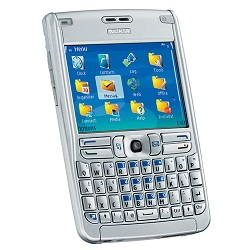 Unlocking by code Nokia E61i