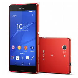 Unlocking by code Sony Xperia Z3 Compact