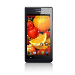 Unlocking by code  Huawei Ascend P1s