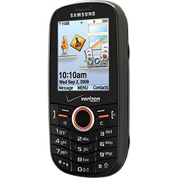 Unlocking by code Samsung U450 Intensity