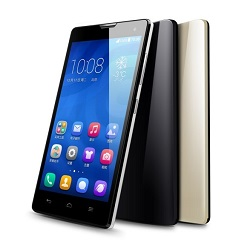 How to unlock  Huawei Honor 3C