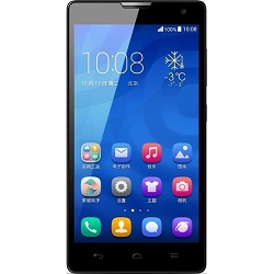 Unlocking by code  Huawei Honor 3C Dual SIM