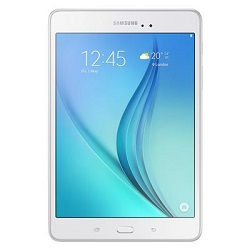 Unlocking by code Galaxy Tab A 8.0
